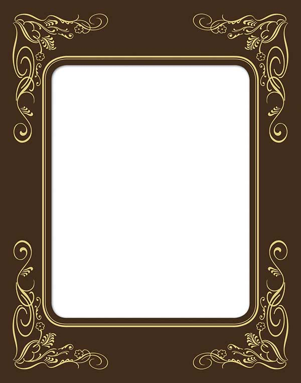 Kendalls Photo Frames | Premium Mats